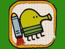 """App der Woche: Doodle Jump """"Doodle Jump"""": Helfen Sie dem Doodler auf die Sprünge!©Lima Sky"""