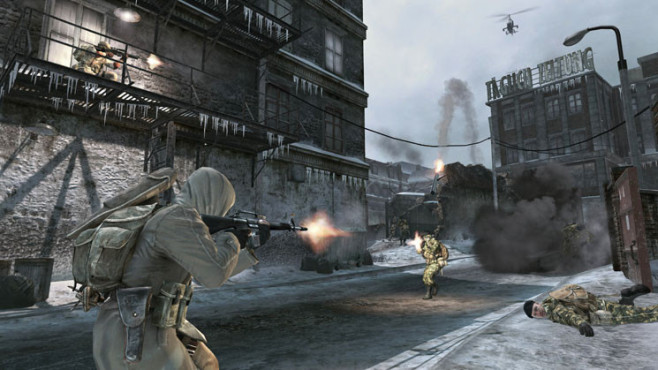 Actionspiel Call of Duty: Black Ops – First Strike: Berlin © Activision Blizzard