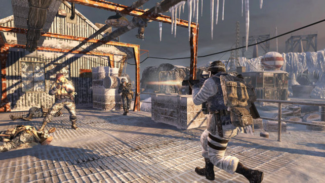 Actionspiel Call of Duty: Black Ops – First Strike: Brücke © Activision Blizzard