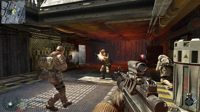 Actionspiel Call of Duty – Black Ops: Kimme und Korn © Activision Blizzard