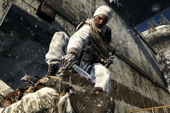 Actionspiel Call of Duty – Black Ops: Messer ©Activision