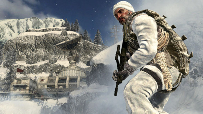Actionspiel Call of Duty – Black Ops: Soldat ©Activision