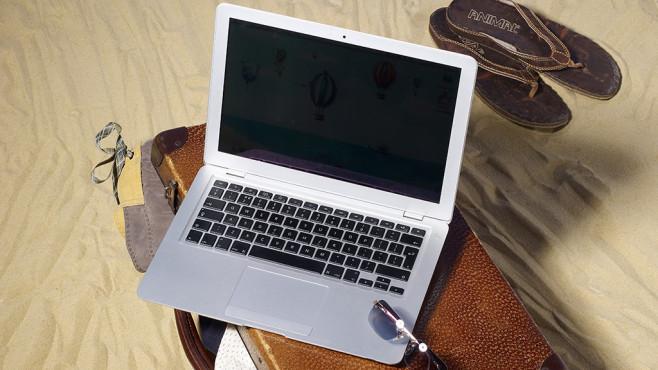 Notebook fit für den Sommer©Hugh Threlfall/gettyimages