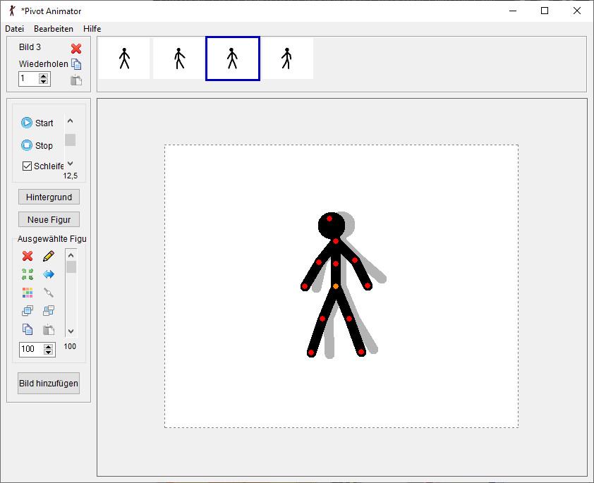Screenshot 1 - Pivot Animator