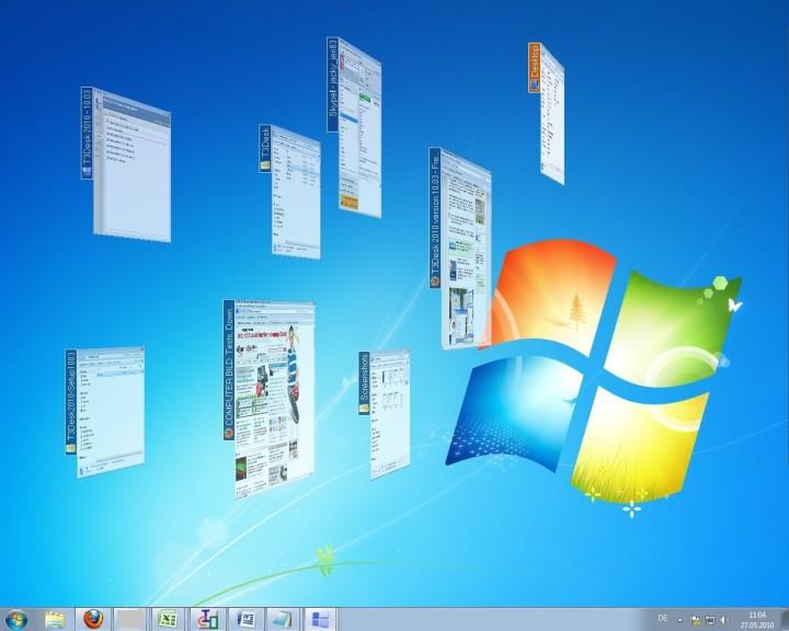 Screenshot 1 - T3Desk 2010