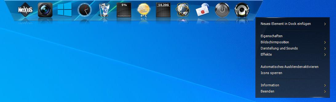 Screenshot 1 - Nexus