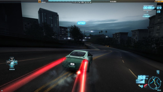 Rennspiel Need for Speed World: Boost ©Electronic Arts