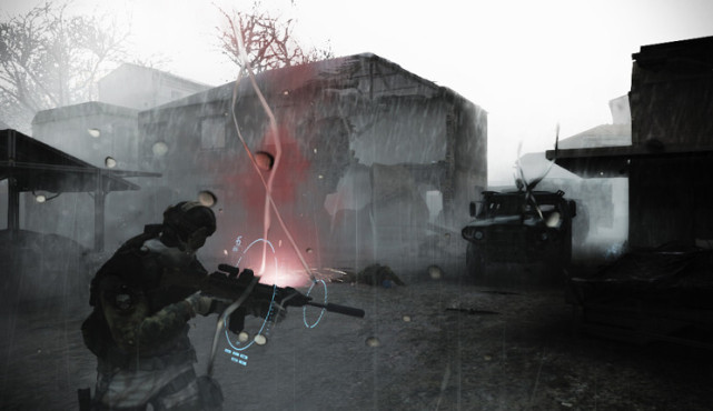 Actionspiel Ghost Recon – Future Soldier: Russland © Ubisoft