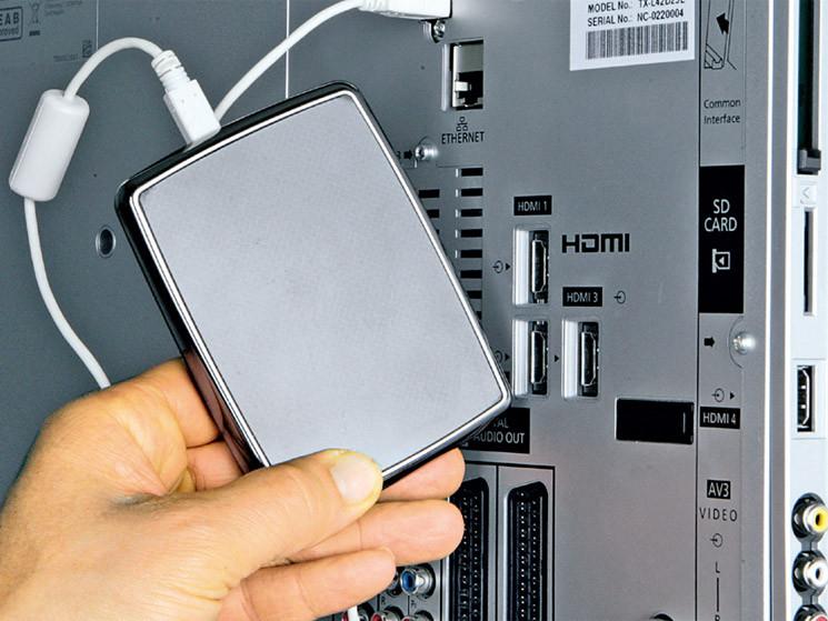 Test: Flachbildfernseher Panasonic TX-L42D25E - AUDIO ...