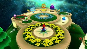 Super Mario Galaxy 2: Yoshi als Ballon