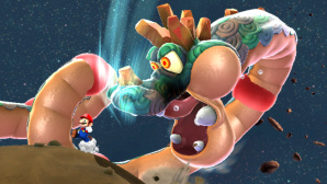 Super Mario Galaxy 2: Erste Spielausschnitte