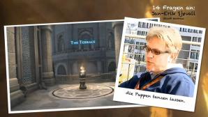 Prince of Persia - Die vergessene Zeit: Animationsdirektor Jan-Erik Sjovall im Interview