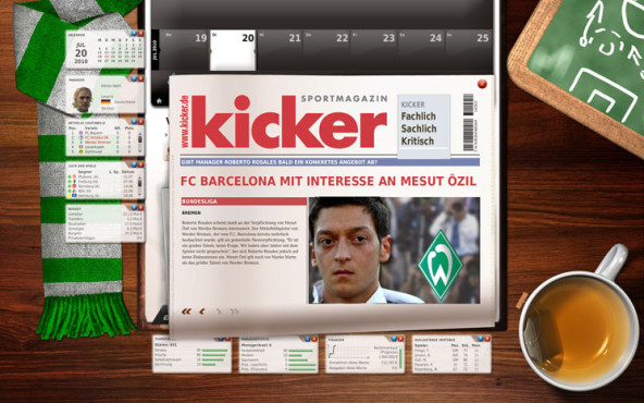 Managerspiel Fußball Manager 11: Kicker © Electronic Arts
