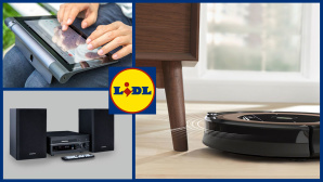 Lidl-Angebote©Lidl, Grunding, Lenovo, iRobot