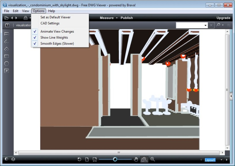 heise dxf viewer