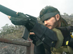 Actionspiel Metal Gear Solid – Peace Walker©Konami