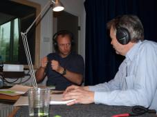 Fußball-Kommentatoren Manni Breuckmann und Frank Buschmann©Electronic Arts