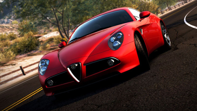 Rennspiel Need for Speed – Hot Pursuit: Alfa Romeo ©Electronic Arts