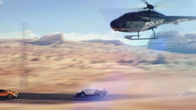 Rennspiel Need for Speed – Hot Pursuit: Verfolgung ©Electronic Arts