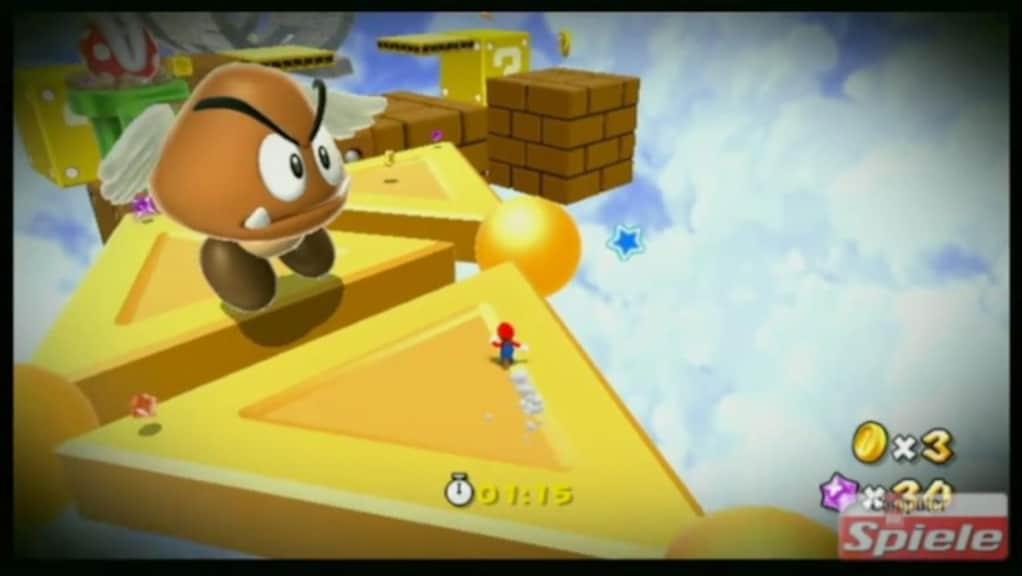 Video: Super Mario Galaxy 2 – Beeilung! Maxi-Wiggler sind zurück!