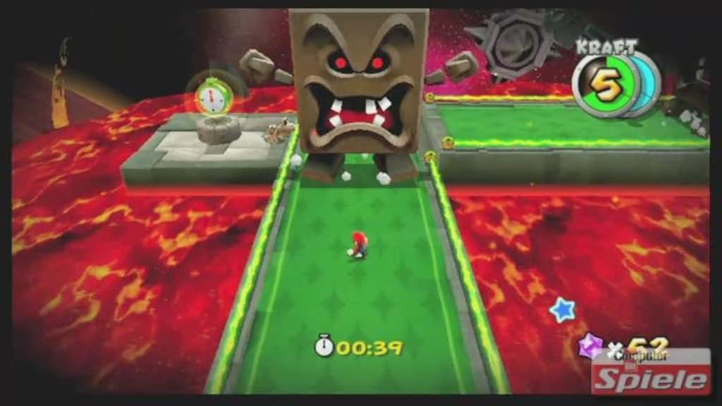 Video: Super Mario Galaxy 2  – Beeilung! Der vergessene Lava-Stern