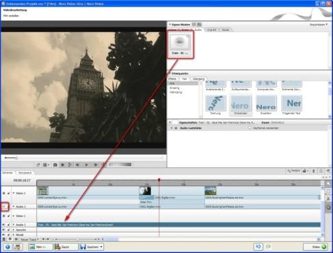 Nero: Video-Ton ausschalten