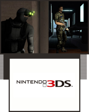 Actionspiel Splinter Cell – Chaos Theory: ©Ubisoft