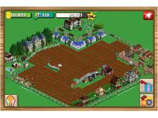 Screenshot Farmville auf dem iPhone©Zynga Games