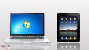 Vergleich: Netbook versus iPad©fotolia.de