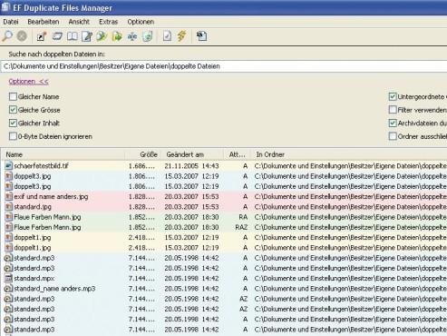 EFSoftware EF Duplicates Files Manager 5.5
