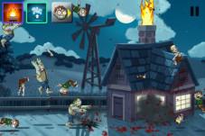 Actionspiel Zombie Smash©Gamedoctors