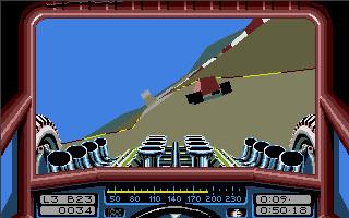 Stunt Car Racer ©Micro Style
