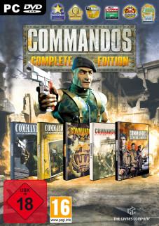 Strategiespiel Commandos Complete Edition©TGC