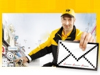 E-Postbrief der Deutschen Post © Deutsche Post