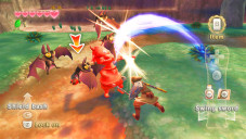 Abenteuerspiel Zelda – Skyward Sword©Nintendo