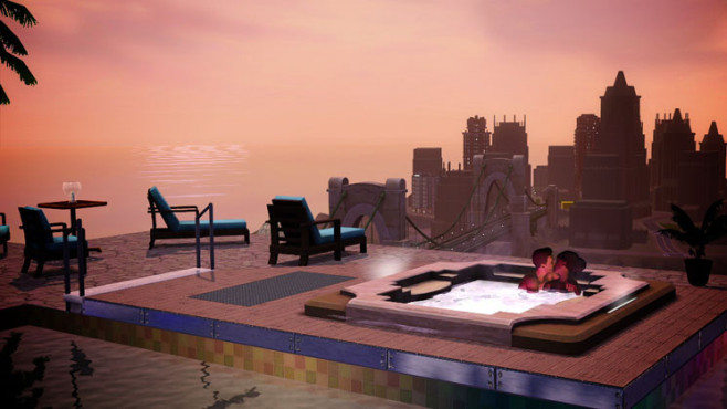 Simulation Die Sims 3 – Late Night: Penthouse ©Electronic Arts