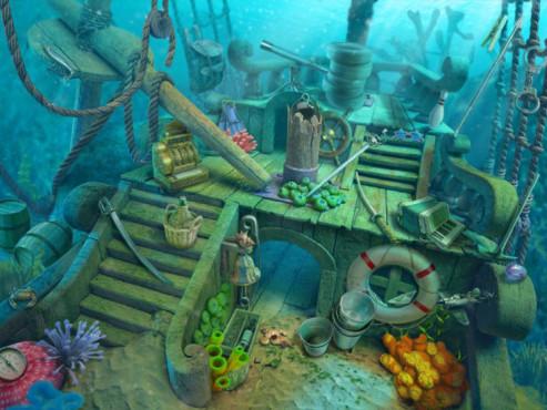 Unterwasser-Spaß ©Inentium