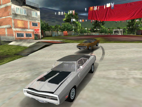 Fast & Furious Five © Gameloft