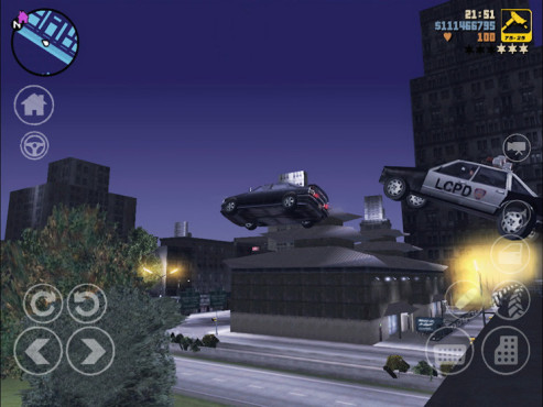 Grand Theft Auto 3 ©Rockstar Games