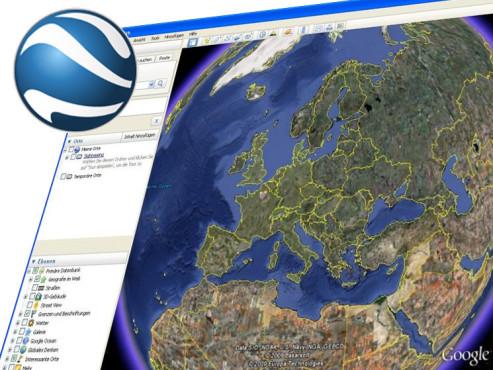 Google Earth ©Screenshot