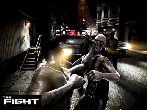 The Fight ©Sony Computer Entertainment Inc.