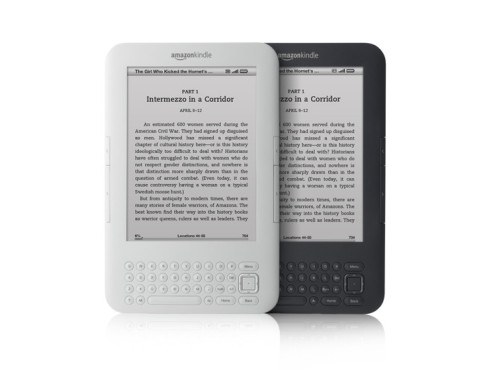 E-Book-Reader Amazon Kindle Wi-Fi © Amazon
