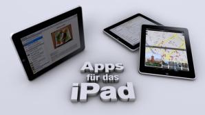 iPad-Apps: Wikipanion, Wikihood und Rezepte