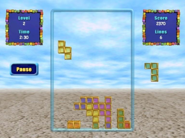 Screenshot 1 - Color Cubes