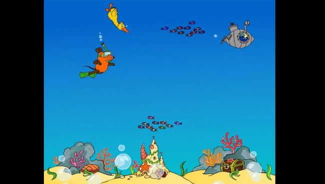 Das Aquarium mit der Maus ©COMPUTER BILD