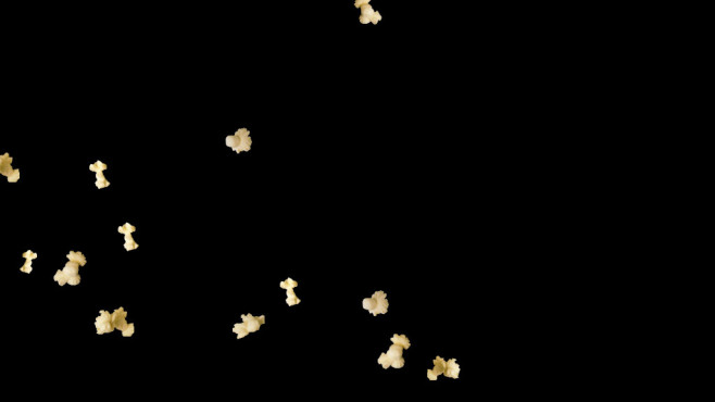 Platz 78: Popcorn Screen Saver © COMPUTER BILD