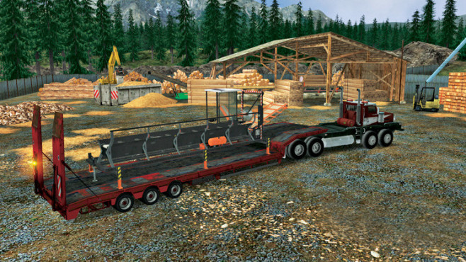 18 Wheels of Steel – Extreme Trucker 2 © Rondomedia