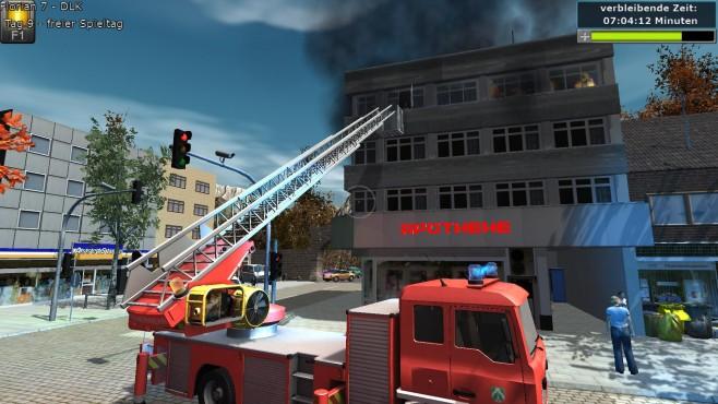 Feuerwehr 2014 – Die Simulation ©Rondomedia