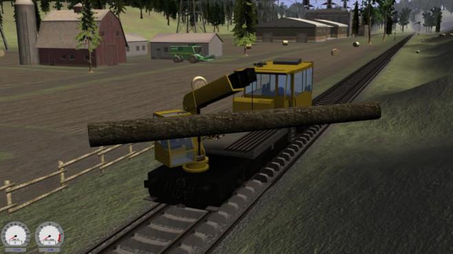 Gleisbau-Simulator 2014 ©Rondomedia