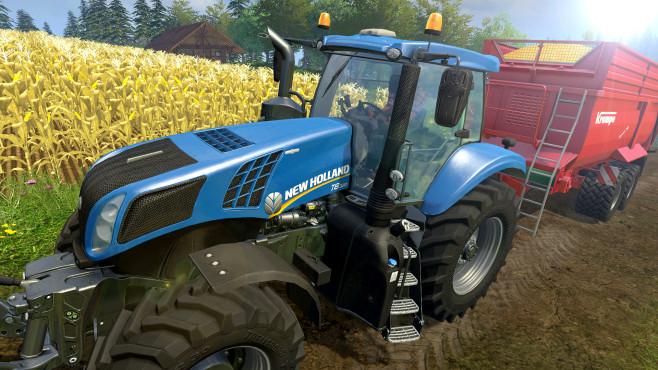 Landwirtschafts-Simulator 15: Traktor ©Astragon